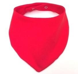 Dribblers bib groot - Rood